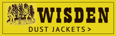 Wisden Dust Jackets