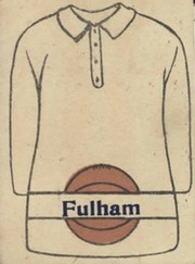 FULHAM (ADVERTISING CARD)