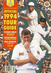 OFFICIAL 1994 TOUR GUIDE