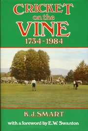 CRICKET ON THE VINE 1734-1984