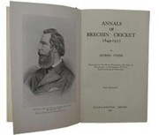 ANNALS OF BRECHIN CRICKET 1849-1927