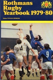 ROTHMANS RUGBY YEARBOOK 1979-80
