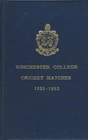 WINCHESTER COLLEGE PUBLIC SCHOOLS CRICKET MATCHES