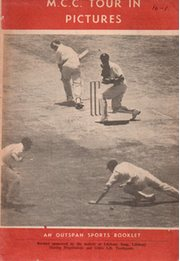ENGLAND TOUR (OF SOUTH AFRICA 1956-57) IN PICTURES