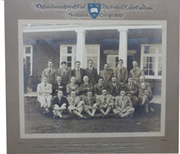 GREAT BRITAIN & IRELAND RYDER CUP TEAM 1927 GOLF PHOTOGRAPH (FIRST RYDER CUP)
