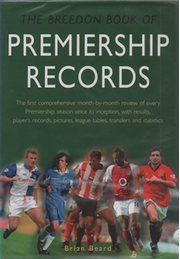 THE BREEDON BOOK OF PREMIERSHIP RECORDS
