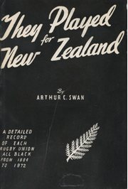 THEY PLAYED FOR NEW ZEALAND VOL. 3