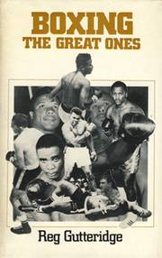 BOXING: THE GREAT ONES