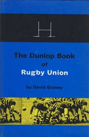 THE DUNLOP BOOK OF RUGBY UNION