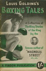 BOXING TALES - A COLLECTION OF THRILLING STORIES OF THE RING