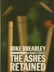 THE ASHES RETAINED