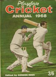 PLAYFAIR CRICKET ANNUAL 1968