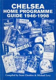 CHELSEA HOME PROGRAMME GUIDE 1946-1998