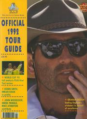 OFFICIAL 1992 TOUR GUIDE: PAKISTAN IN ENGLAND