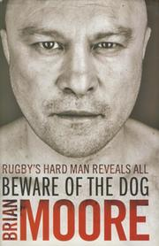 BEWARE OF THE DOG  - RUGBY