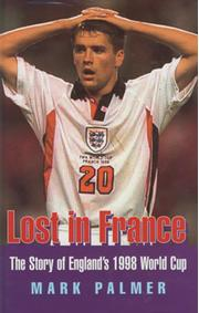 LOST IN FRANCE. THE STORY OF ENGLAND