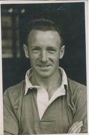 DICK SPENCE (CHELSEA) FOOTBALL PHOTOGRAPH 1947
