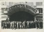MADISON SQUARE GARDEN 1929 (VIEWING TEX RICKARD