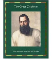 THE GREAT CRICKETER (WG GRACE)