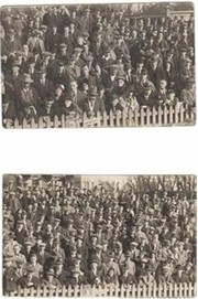 NEWPORT COUNTY 1910 FOOTBALL POSTCARDS