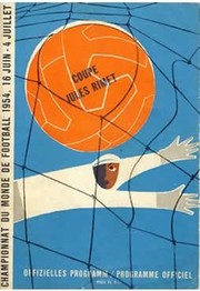HUNGARY V URUGUAY 1954 (WORLD CUP SEMI-FINAL) FOOTBALL PROGRAMME