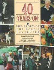 40 YEARS ON - THE STORY OF THE LORD