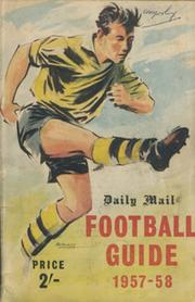 DAILY MAIL FOOTBALL GUIDE 1957-58