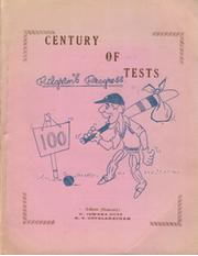 CENTURY OF TESTS