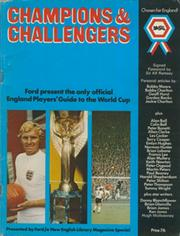 CHAMPIONS & CHALLENGERS (WORLD CUP 1970) - ENGLAND PLAYERS