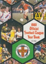 1979-80 OFFICIAL FOOTBALL LEAGUE YEAR BOOK