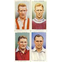 Football Cigarette & Trade Cards