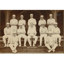 Cricket Teams Photographs