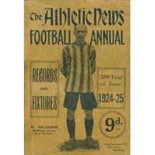 Athletic News Football Annuals