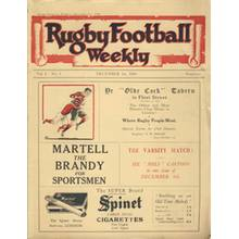 General Rugby Union Brochures