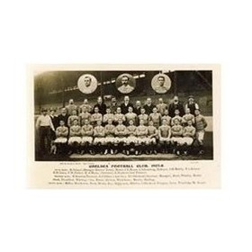 CHELSEA FC 1907-08 FOOTBALL POSTCARD