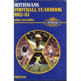 ROTHMANS FOOTBALL YEARBOOK 1982-1983 (HARDBACK)