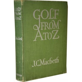 GOLF FROM A TO Z