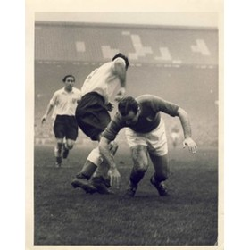 ENGLAND V ITALY (WHITE HART LANE) 1949 FOOTBALL PHOTOGRAPH