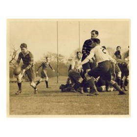 BLACKHEATH 1930S RUGBY PHOTOGRAPH