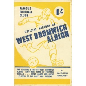 FAMOUS FOOTBALL CLUBS: WEST BROMWICH ALBION