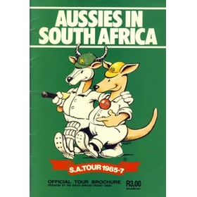 AUSSIES IN SOUTH AFRICA: S.A. TOUR 1985-87