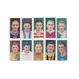 POPULAR FOOTBALLERS 1936 (CARRERAS)