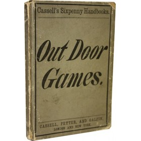 HAND-BOOK OF OUT-DOOR GAMES