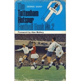 TOTTENHAM HOTSPUR FOOTBALL BOOK NO.2