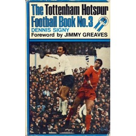 TOTTENHAM HOTSPUR FOOTBALL BOOK NO.3