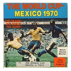WORLD CUP FINAL - MEXICO 1970 (8MM FILM)