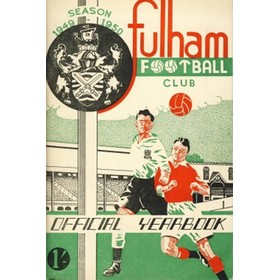 THE FULHAM FOOTBALL CLUB YEAR BOOK, SEASON 1949–50