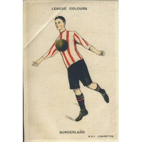 SUNDERLAND (LEAGUE COLOURS)