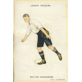 BOLTON WANDERERS (LEAGUE COLOURS)