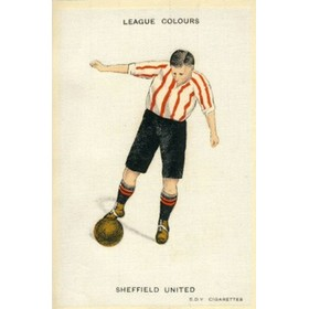 SHEFFIELD UNITED (LEAGUE COLOURS)